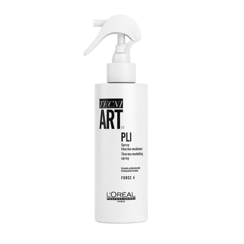 Tecni Art Pli Thermo-Modelling Spray termo-modelujący spray do włosów Force 4 190ml